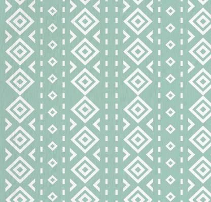 Letsfabify 2680 Ikat 100% Cotton Fabric for Sofa, Curtains, Cushions and more Sofa Fabric