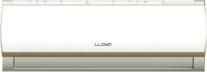 Lloyd 1 Ton 1 Star Split AC  - White