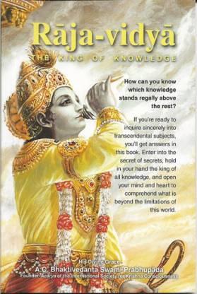 Raja Vidya The King Of Knowledge By Ac Bhaktivedanta Swami Prabhupada