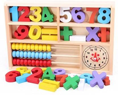 LOVELYIVA Mathematics Educational Toys, Kids Child Wooden Numbers  Mathematics Early Learning Counting Toy Price in India - Buy LOVELYIVA  Mathematics Educational Toys, Kids Child Wooden Numbers Mathematics Early  Learning Counting Toy online