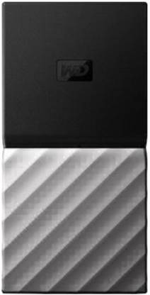 WD My Passport 1 TB Wired External Solid State Drive