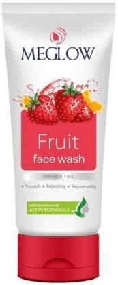 meglow Fruit Facewash Face Wash