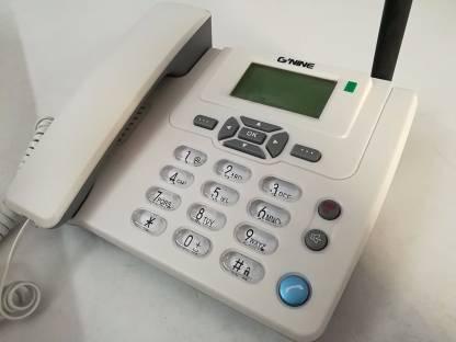 G NINE X900 Cordless Landline Phone
