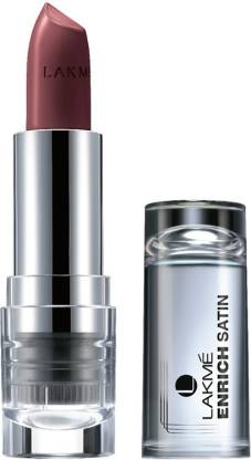 Lakme Enrich Satin Lip Color (Shade P140, 4.3 g)