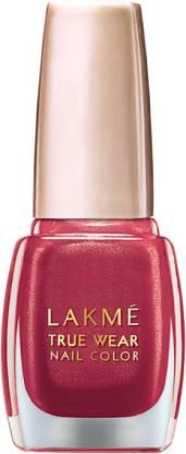 Lakmé True Wear Nail Color Shade 506