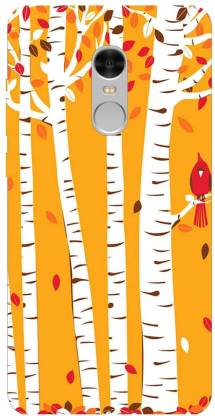 Shaurya enterprises Back Cover for Mi Redmi Note 4