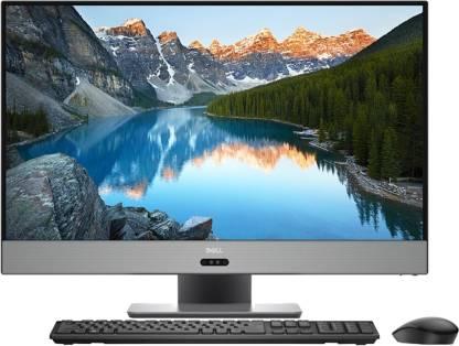 Dell Ryzen 5 (8 GB DDR4/1 TB/Windows 10 Home/4 GB GDDR5/27 Inch Screen)(Grey, 394.1 mm x 613.8 mm x 53 mm, 10.1 kg)