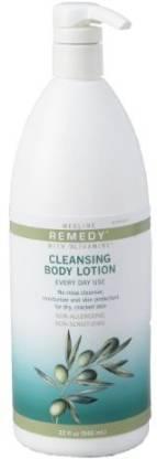 Medline Remedy Olivamine Cleansing Body Lotion