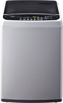LG 6.5 kg Inverter Fully Automatic Top Load Silver