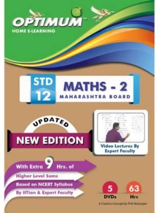 Optimum Educators Educational DVDs MH-HSC-Class 12-Mathematics-Part-2