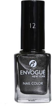 ENVOGUE Nail Polish Overtly Onyx