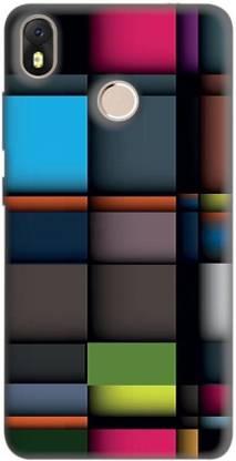 wowdesignhub Back Cover for Infinix Hot S3