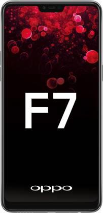 OPPO F7 (Silver, 64 GB)
