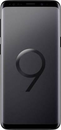 SAMSUNG Galaxy S9 Plus (Midnight Black, 128 GB)