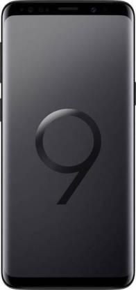 SAMSUNG Galaxy S9 (Midnight Black, 128 GB)