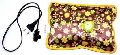 Autovilla Pain Relief Super Multicolor Electric 1 L Hot Water Bag