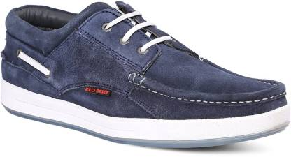 Red Chief RC3505 002 Boat Shoes For Men