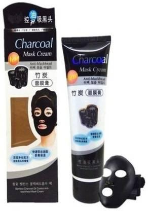 Shopeleven Charcoal Whitening Anti-Blackhead Suction Mask Cream (130 ml)