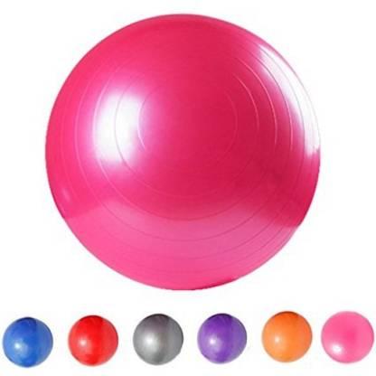 FITGURU EXERCISE BALL 65 CMS PINK Gym Ball