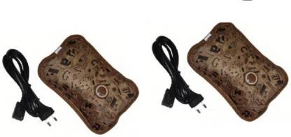Autovilla Heat Gel Pad Multicolor electrical 2 L Hot Water Bag