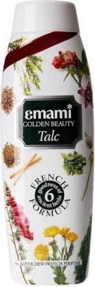 EMAMI GOLDEN BEAUTY TALC 400gm