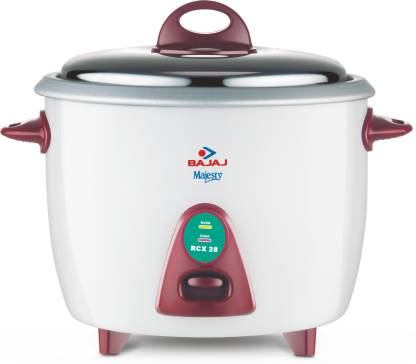 BAJAJ Majesty RCX 28 Electric Rice Cooker