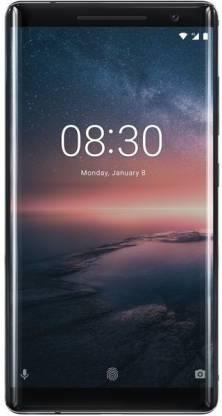 Nokia 8 Sirocco (Black, 128 GB)