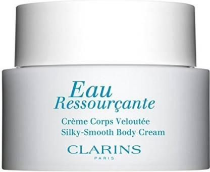 Clarins Paris Silky Smooth Body Cream