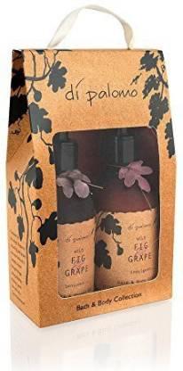 Di Palomo Wild Fig Grape Bath Body Collection