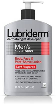 Lubriderm MenS In lotion