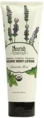Ineardi Nourish Organic Body lotion