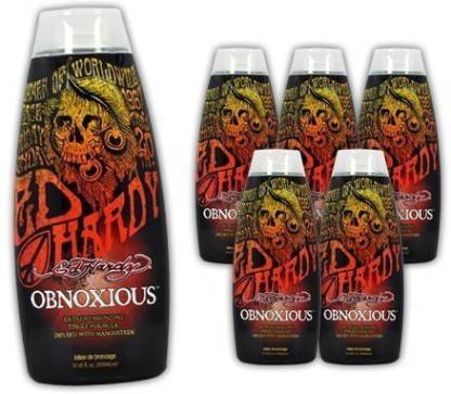 Ed Hardy Obnoxious Indoor Tanning lotion