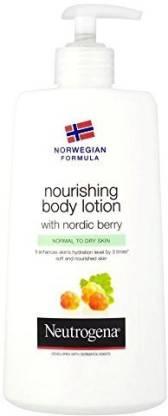 NEUTROGENA Norwegian Formula Nourishing Body lotion