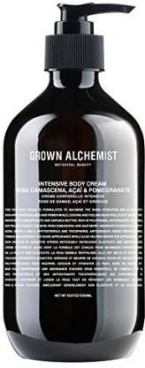Grown Alchemist Rosa Damascena Acai Pomegranate Intensive Body Cream