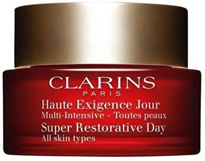 Clarins Paris Super Restorative Day Cream All Skin Types