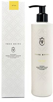 True Being Bergamot Hand And Body Lotion
