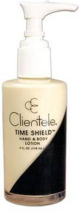 Clientele Time Shield Hand Body Lotion