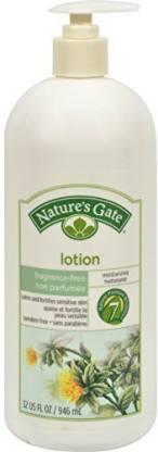 Nature's Gate Lotion Moisturizing FraganceFree Sensitive Lotion