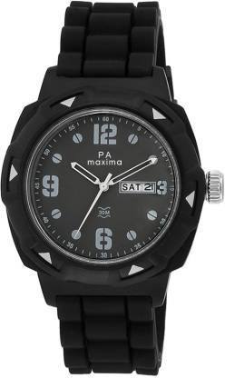 Maxima 27816PPGW Fiber Analog Watch - For Men