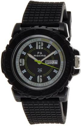 Maxima 27284PPGW Fiber Collection Analog Watch - For Men