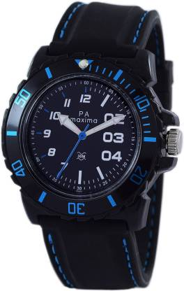 Maxima O-45844PPGW Hybrid Collection Analog Watch - For Men