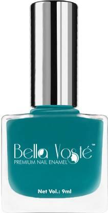 Bella Voste Nail Paint Regular, 9 ml, Shade 34 Tropical Teal