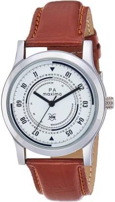 Maxima O-44687LMGI Analog Watch - For Men