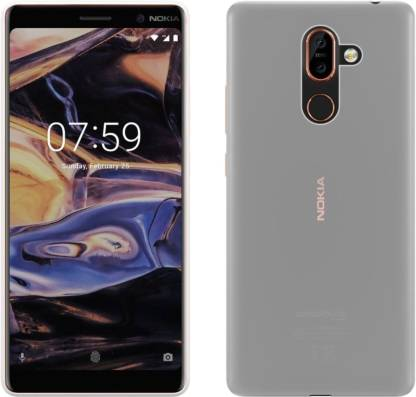Case Creation Back Cover for Nokia 7 Plus