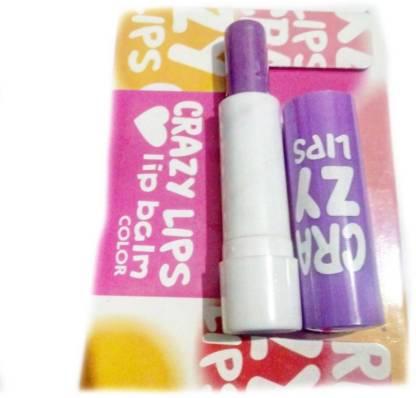 SENECIO??? Presents The Original Crazy Lip Balm Purple Grape