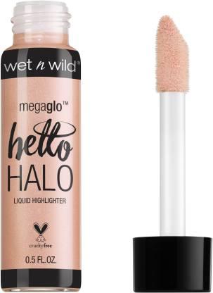 Wet n Wild Megaglo Hello Halo liquid highlighters - Highlighter