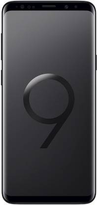 SAMSUNG Galaxy S9 Plus (Midnight Black, 256 GB)
