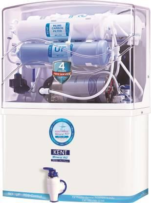 KENT PRIDE(11004) 8 L RO + UF Water Purifier