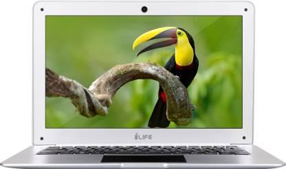 LifeDigital ZED Series Atom Quad Core - (2 GB/32 GB EMMC Storage/Windows 10 Home) ZED Air Pro Silin / ZED Air Pro Laptop