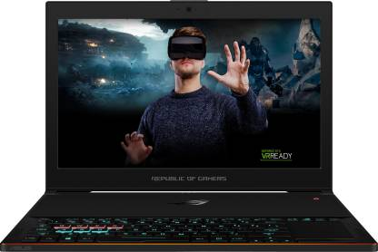 ASUS ROG Zenphyrus Edition Core i7 8th Gen - (24 GB/1 TB SSD/Windows 10 Home/8 GB Graphics/NVIDIA GeForce GTX 1080) GX501GI-EI004T Gaming Laptop